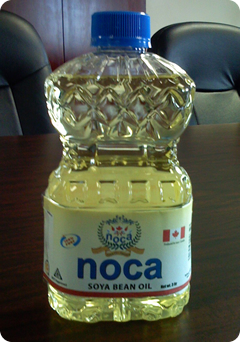 Noca Soya Bean Oil