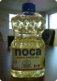 Noca Sunflower Oil